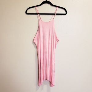 Freeloader loli and the bean Pink thin strap Dress